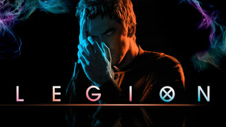 Netflix box art for Legion - Season 1